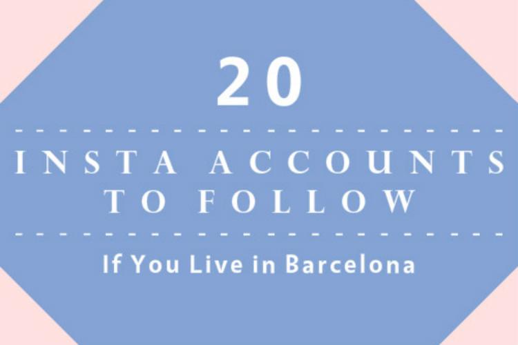 20 Insta Accounts