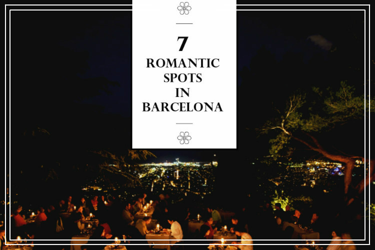 7 romantic spots BCN