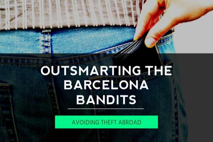 Barcelona Bandits COVER