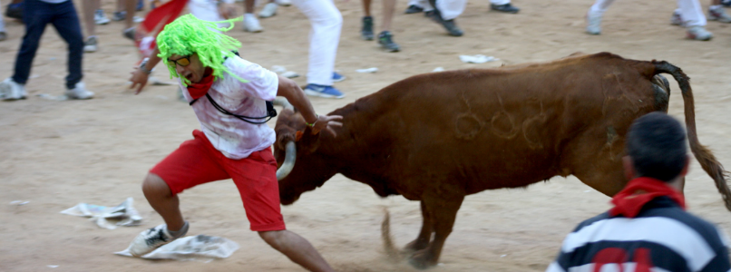 Pamplona Day Trip – The Running of the Bulls with Stoke Travel