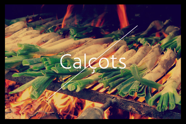 CALÇOTS recipe