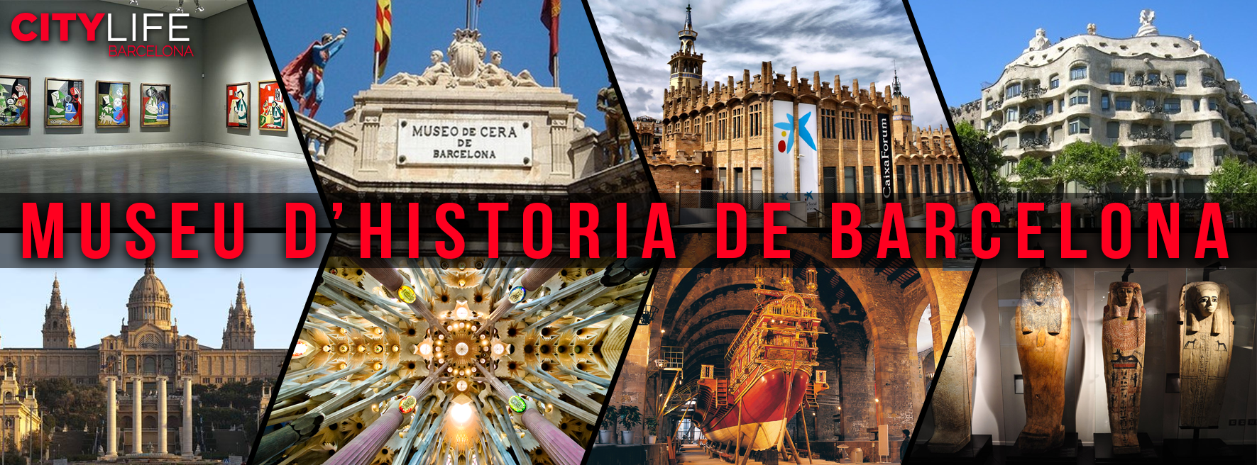 Discover the Museu d'Historia de Barcelona (MUHBA)!