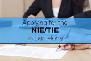 How to Obtain a NIE/TIE in Barcelona - Citylife Barcelona