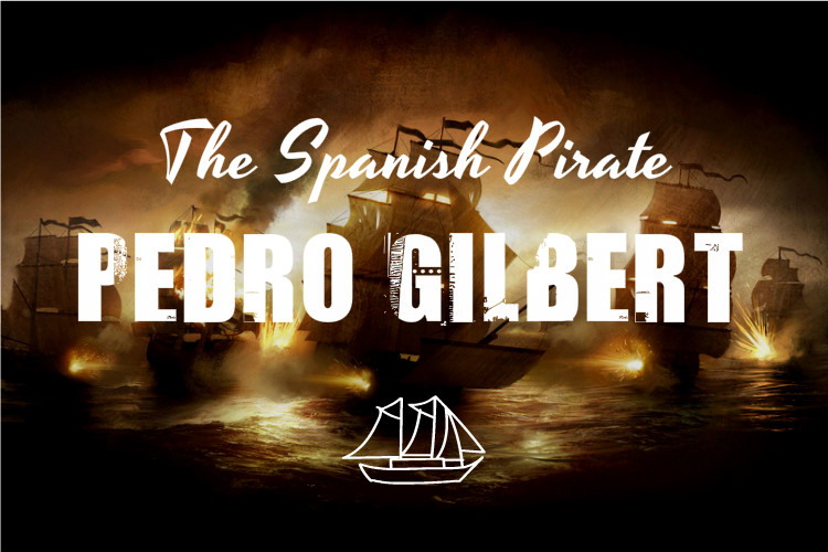 The spanish pirate