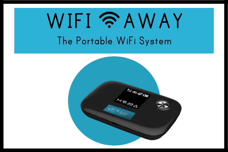 Wifi Away COVER