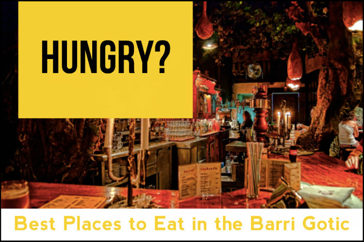 eat at the barri gotic COVER