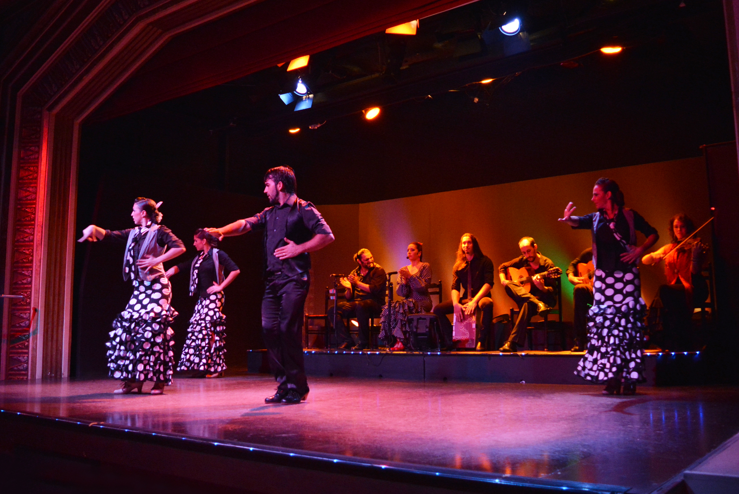 Discover the art of flamenco in barcelona citylife for Web del barsa
