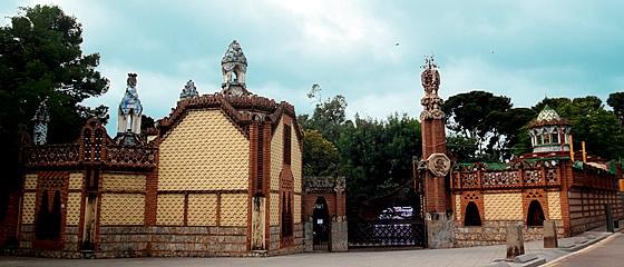 guel pavilion