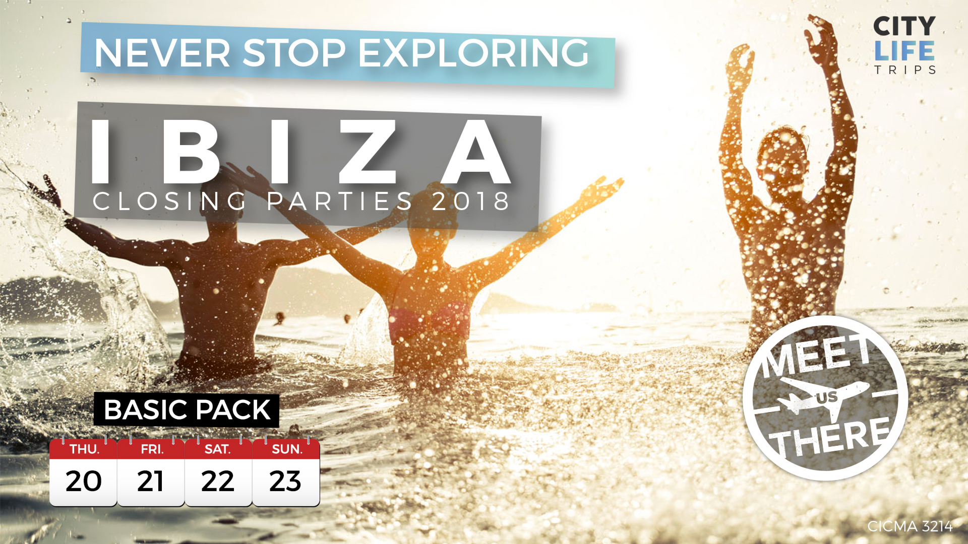 Ibiza - Closing Parties 2018 (Meet us There)