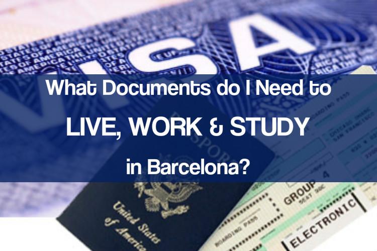 live work study barcelona