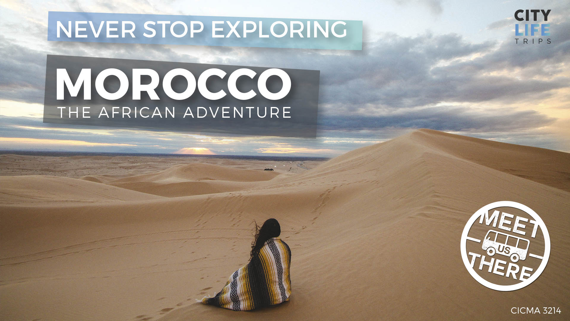 Morocco #1 – The African Adventure (Meet us There)