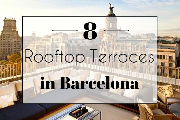 rooftops in bcn