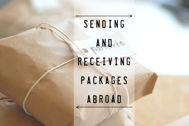 Sending Packages Cover Correct