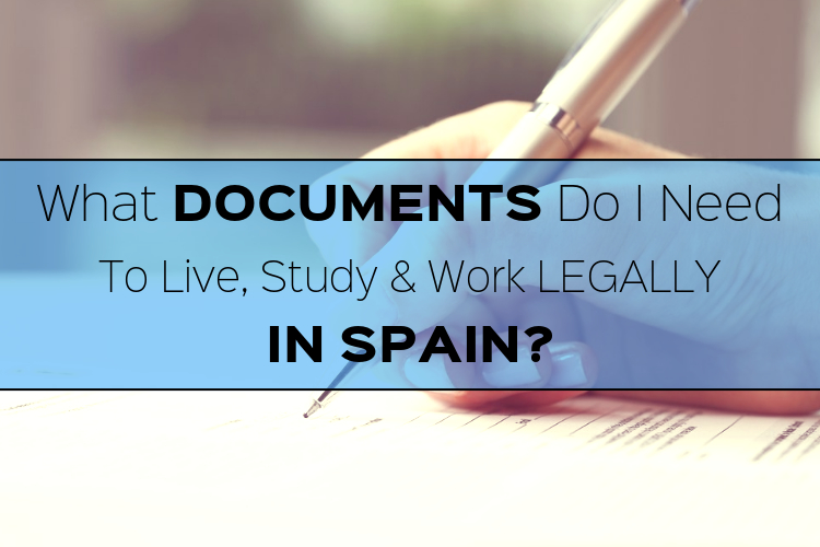 What Documents Do I Need To Live Work And Study Legally In - Legal docs